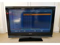 Sony Bravia 32inch TV - full working condition