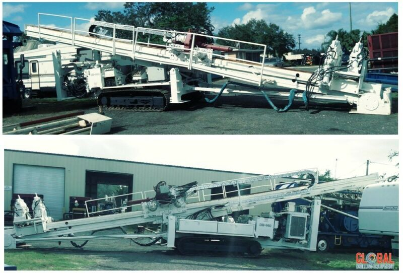 1999 American Auger DD140 Directional Drill Rig