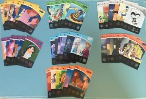 50 cents each, Woolworths Disney Movie Stars Projector Cards and Stickers