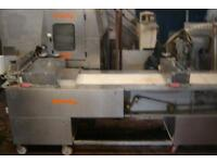 Bakery equipment. Oddy 4 pocket pinner and panner.