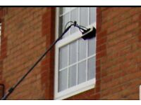 Professional window cleaning & jet washing in NW London