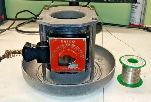 Esico 71T Solder Pot 1000W  850° F