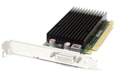 NVIDIA QUADRO NVS 300 PCI-E 16X FULL HEIGHT 512MB DUAL MONITOR GRAPHICS CARD HP