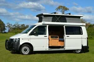 2014 Volkswagen Frontline Automatic Campervan with 4 Seat Belts! Albion Park Rail Shellharbour Area Preview