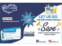 HOUSE CLEANER - GET20% OFF WITH PROMO CODE: CLEAN2021