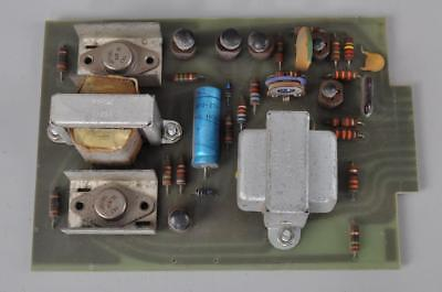 CUE AMPLIFIER B14856 from McMARTIN B-802 CONSOLE