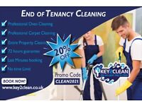 END OF TENANCY CLEANING - GET 20% OFF WITH PROMO CODE: CLEAN2021
