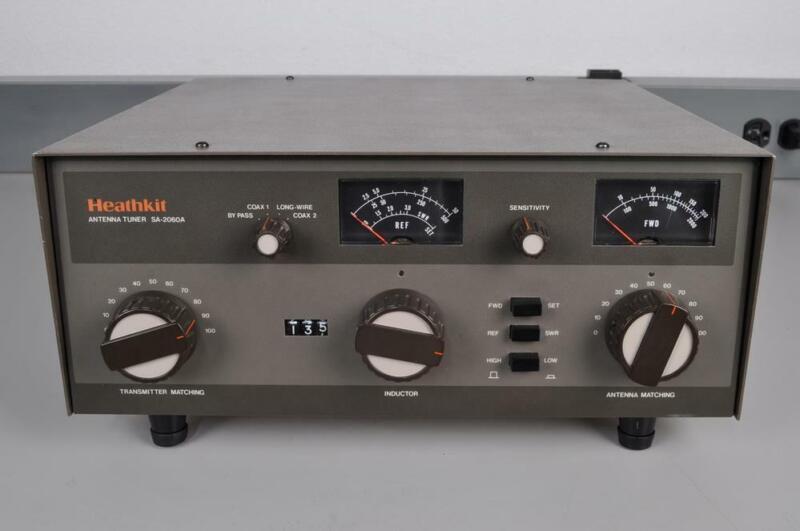 HEATHKIT SA-2060A ANTENNA TUNER
