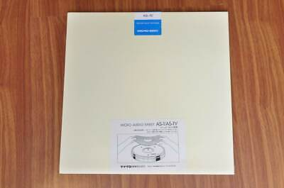 Micro Seiki AX-1G Turntable Armboard for Micro Seiki SX8000//RX5000 Turntable