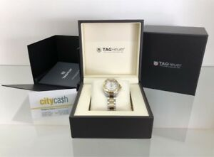 Tag Heuer Automatic 300m - 30mm 18K Gold Bezel West Croydon Charles Sturt Area Preview