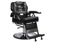 Heavy duty barber chairs 2 for £549