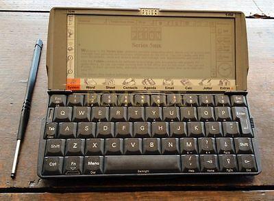 Psion Series 5MX Palmtop Computer PDA - Grade B (1900014201)