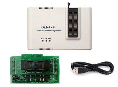 Gq Prg-111 Gq-4x4 Willem Programmer Light Pack Adapter 042 Sop48 16 Bit Zif