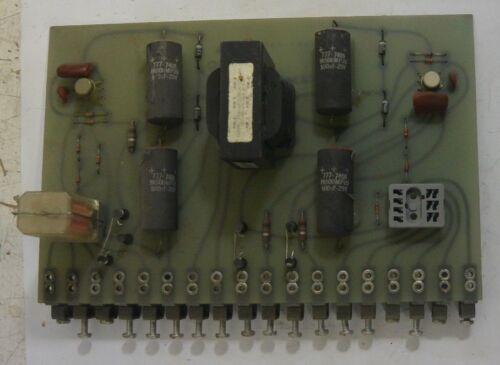 ALLEN BRADLEY 12M3-22-02 PRINTED CIRCUIT BOARD - AS IS