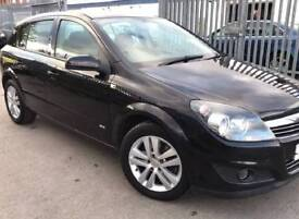 Vauxhall Astra 1.6 Sxi Black 2008