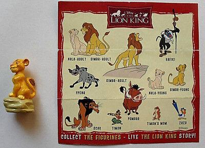 """LANDRIN - Lion King - """" Junger Simba """" mit BPZ 2007"""