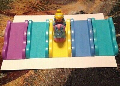 Fisher-Price Little People Klip Klop Disney Princesses Slides