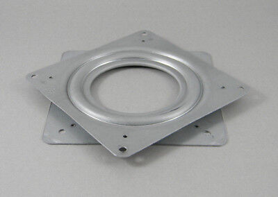 FLAT LAZY SUSAN BEARINGS -4 INCH-300 lb  MADE IN - Lazy Susan Bearing