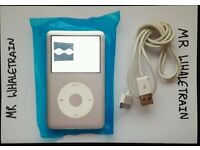 Apple iPod Classic 6th Gen (80GB/Silver)