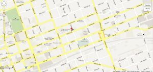 Monthly Parking Downtown one block from Dundas St & Colborne St