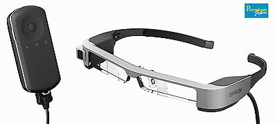 EPSON BT-300 Smart Glass MOVERIO Organic EL Panel High Definition Japan Version