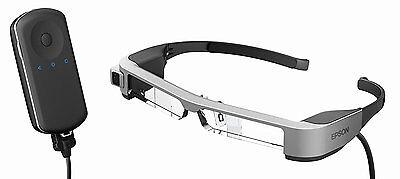 Epson Smart Glas Moverio High Definition Bt-300 Smart Visuell Glas Bio El