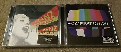 You Could Have It So Much Better - Franz Ferdinand & From First To Last