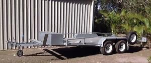 Custom Built 2013 Tandem Car Trailer Urangan Fraser Coast Preview