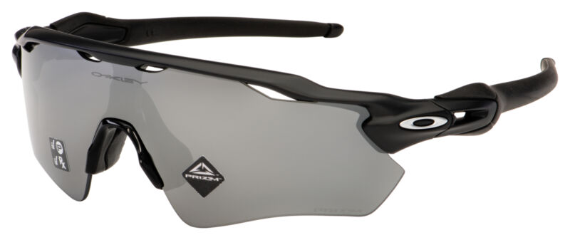 Oakley Radar EV Path Sunglasses OO9208-5138 Matte Black | Prizm Black Polarized
