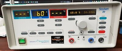 Biosense Webster Stockert 70 Radio Frequency Generator St-1930 With Accessories