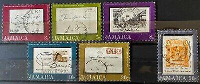 Jamaica Scott #334 - 339 (1971) Set of 6 USED