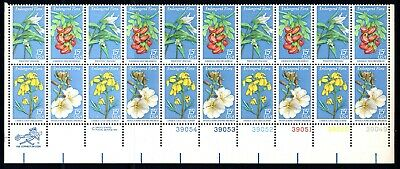 US 1979 Endangered Flora Plate Block Of 20 2086 Mint Never Hinged - $4.99
