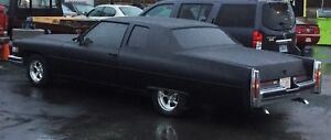 1975 Cool Cadillac Coup Deville