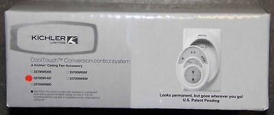 - Kichler Lighting 337009R400 Cool Touch Remote Control Conversion System - White