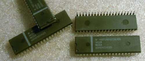 MM54104 MOZER Digitalker - NEW - National Semiconductor