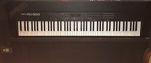 Roland RD 500 Keyboard - Epping Vic Epping Whittlesea Area Preview