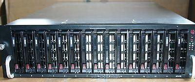 FreeNAS Storage 15 bay Case