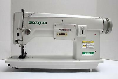 Zoje Zj391 Zig Zag Free Motion Embroidery Industrial Sewing Machine Head Only