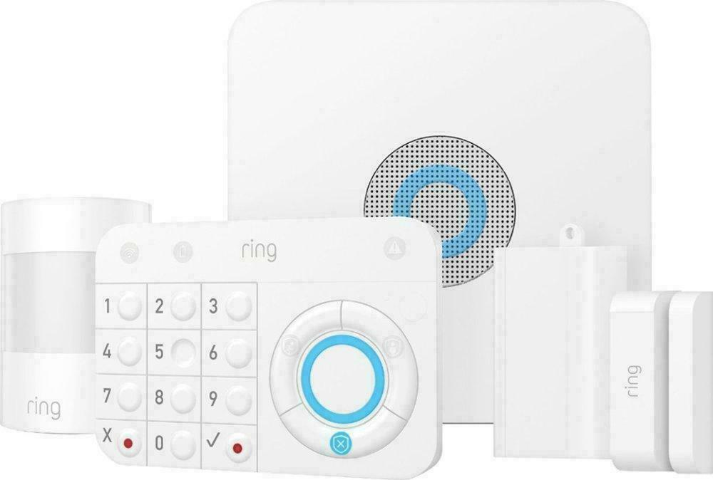 Ring Alarm Home Security System 5 Piece Starter Kit I Brand