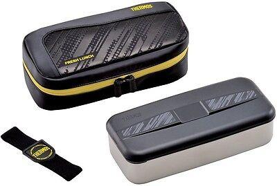 THERMOS Fresh lunch box Bento 700ml black DSD-701BK