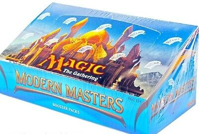 ***Modern Masters 2013 Booster Box*** Sealed English Magic the Gathering (Magic The Gathering Modern Masters Booster Box)