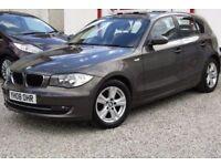 2008 BMW 1 Series 1.6 116i SE 5dr Petrol /HPI CLEAR, SERVICE HISTORY /PH,07459871313