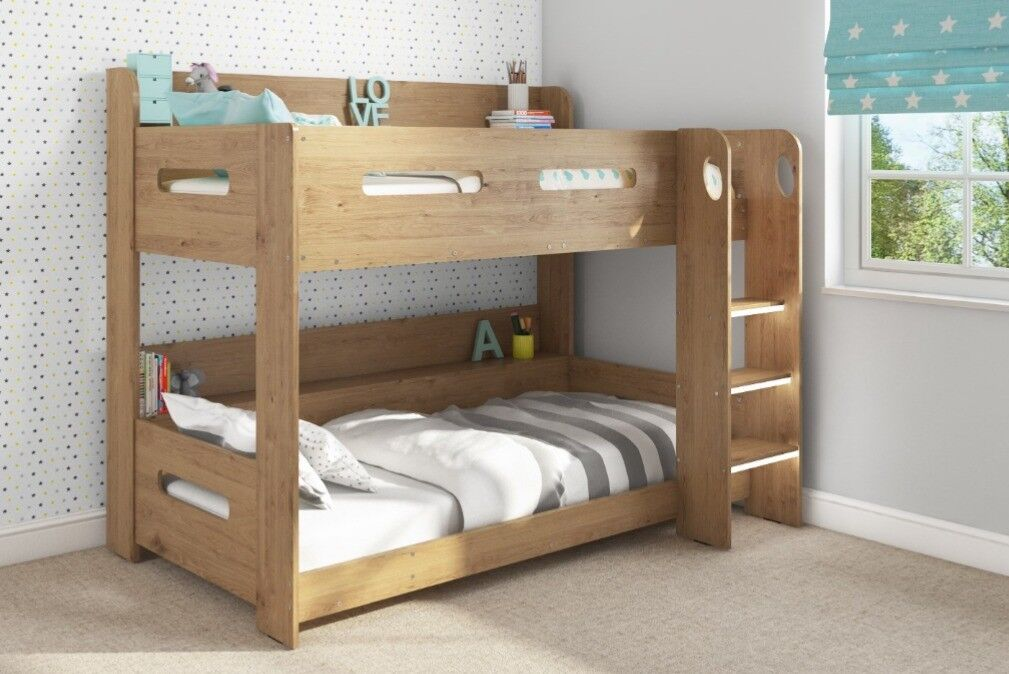 Solid Oak Bunk Bed In Whitchurch Cardiff Gumtree