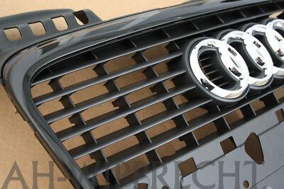 Original Audi A4 8E Grill schwarz Kühlergrill A4 B7 Quattro Black Line Gitter