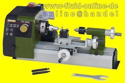 PROXXON 24150 Feindrehmaschine FD150 Drehmaschine für sehr feine Arbeiten - NEU