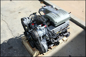 FACTORY FIVE RACING MUSTANG 5.0 DRIVETRAIN CONVERSION ENGINE, TRANS, WIRING, ECU