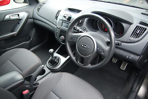 2010 Kia Cerato Sedan SLI Canberra City North Canberra Preview