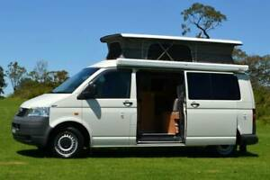 Volkswagen Frontline Vacationer Campervan with Rear Shower & Hot Water Albion Park Rail Shellharbour Area Preview