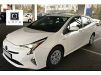 PCO RENT / HIRE - 2017 Toyota Prius *5*Star*UBER READY*