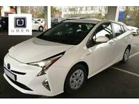 Pco Rent/Hire Toyota Prius 2017 *UPGRADE TODAY-UBER READY*
